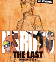 "Affiche du film ""Naruto the Last, le film"""