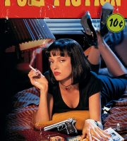 "Affiche du film ""Pulp Fiction"""