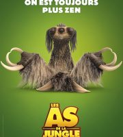 "Affiche du film ""Les As de la Jungle"""