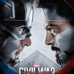 "Affiche du film ""Captain America: Civil War"""