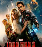 "Affiche du film ""Iron Man 3"""