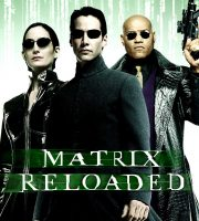 "Affiche du film ""Matrix Reloaded"""