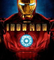 "Affiche du film ""Iron Man"""