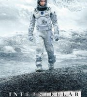 "Affiche du film ""Interstellar"""