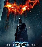 "Affiche du film ""The Dark Knight, le Chevalier noir"""