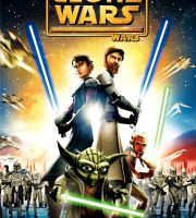 "Affiche du film ""Star Wars : The Clone Wars"""